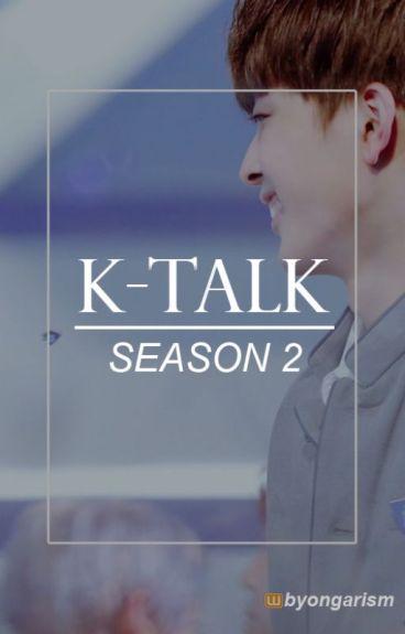 [ㅎ] K-Talk! 「96년.」