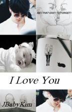 I LOVE YOU - Texting Jimin. by JBabyKim
