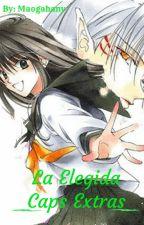 "Caps Extra ""La Elegida"" by Maohagany"