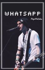 WhatsApp || Michael Clifford  by FingerMeCalum