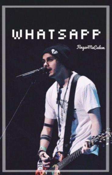 WhatsApp || Michael Clifford