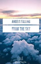 Angels Falling From The Sky by KarlaMndzYns