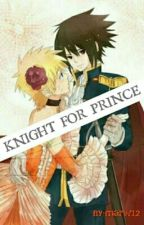 KNIGHT FOR PRINCE by marw12