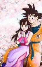 Unidos por amor Goku y Milk by Bulma_Brief007