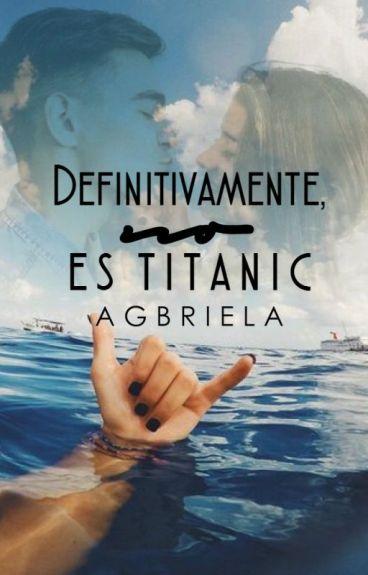 Definitivamente, no es Titanic. #worldinfinity