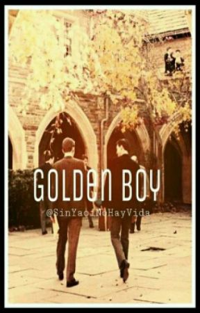 Golden Boy [Yaoi/Gay] by SinYaoiNoHayVida