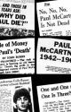 ¿Paul is dead? by bluemastar