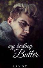 My Badboy Butler  by sandyneyney