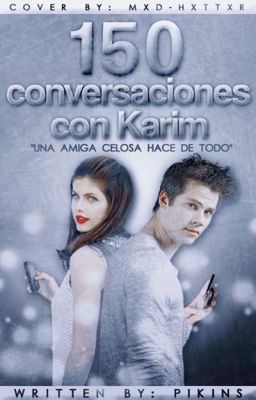 150 Conversaciones con Karim