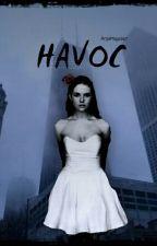 HAVOC Eric Divergent by AnjaMaja567