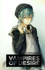Vampire desires //Yaoi CZ ✓ by Steph_Rawen