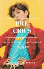 precious ✩ markson by preciousten