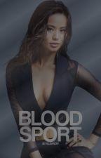 BLOODSPORT ▷ BUCKY BARNES by jasperhaIe