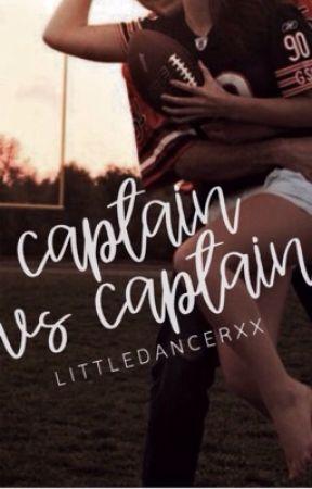 Captain vs Captain  by littledancerxx