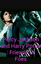 Percy Jackson And Harry Potter : Friends Or Foes by GoldenTrio_2