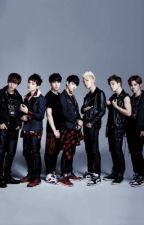 Vampire love (BTS fanfic) by TimetoKpop243