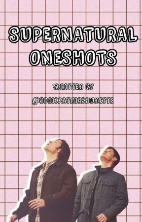 Supernatural Oneshots - Sex for blood (Dean X monster!Reader Smut