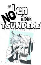 Si Len No Fuera TSUNDERE « (Len × Kaito) ® by Yaoiza_Kagamine