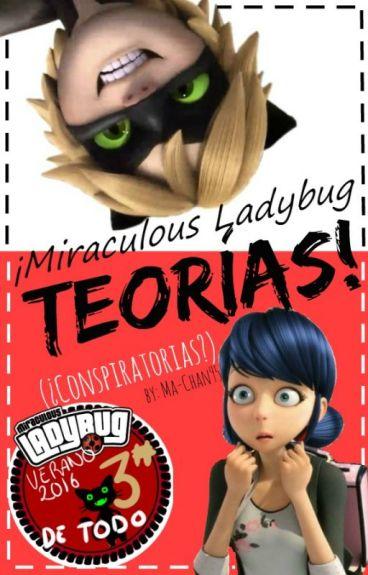 ¡Miraculous Ladybug teorías! (¿conspiratorias?)