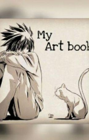 ❁ My Artbook ❁ by ladybug_pixies