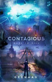 novel contagious di wattpad