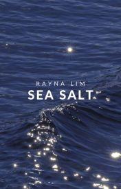 sea salt   ✓ by sonderingly