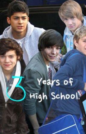 3 Years Of High School. by writtenlyperff