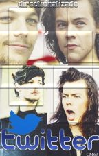 Twitter || Larry stylinson (H.S) (L.T) by directionalizado