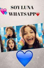 WHATSAPP SOY LUNA #Crossingueracolabora  by Crossinguera23