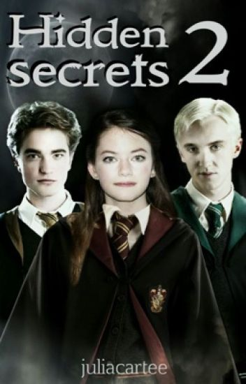 Hidden Secrets book 2 - Harry Potter fanfictie serie (Voltooid)