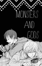 Monsters And Gods ~ Shizaya  by CienistaCykada