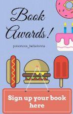 Belladonna's Book Awards by poisonous_belladonna