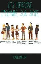 Les Heros de L'olympe Sur Skype by melomelo14