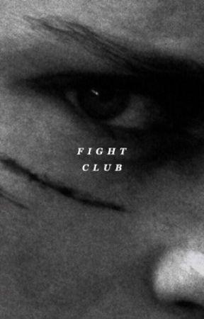 fight club. by riotclubs