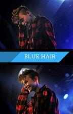 Blue hair. //L.D// by natalcia2912