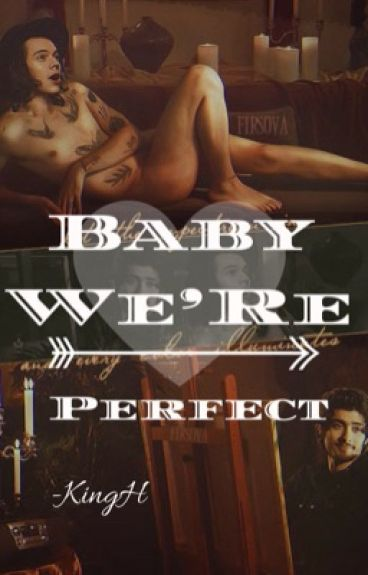 Baby we're Perfect ( Zarry / Mpreg )