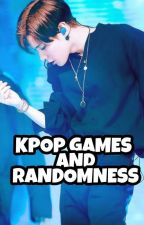✴KPOP GAMES AND RANDOMNESS✴ by G-Draegon