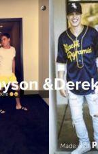 Grayson Dolan & Derek Luh imagines interracial   by EMOJI_QUEEN_JAY
