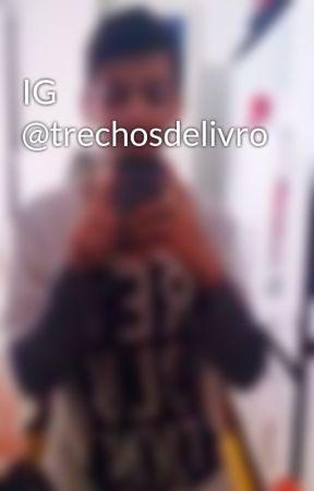 IG @trechosdelivro by WesleyCleam