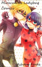 Miraculous Tales of Ladybug and Chat Noir Comics and Pictures by AshtonForde