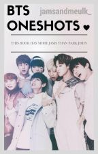 BTS Oneshots(Requests Open) #Wattys2016 by jamsandmeulk_
