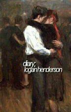 Diary •||Logan Henderson||• by joshemio