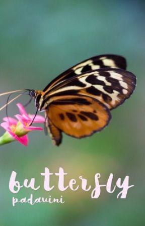 Butterfly by padavini
