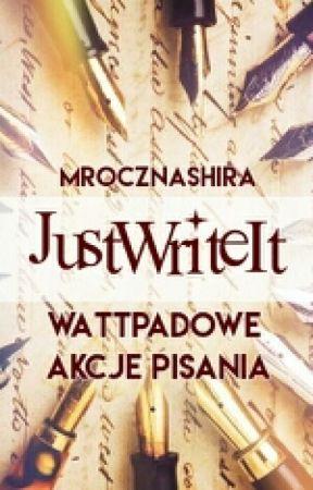 JustWriteIt by MrocznaShira