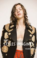 Harry styles imagines by modellharry