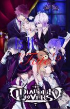 Is it 'Fate'? [Diabolik Lovers X Reader] by Fallen_Fire_Neko