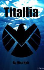 Titallia (Captain America x reader) by Titallia