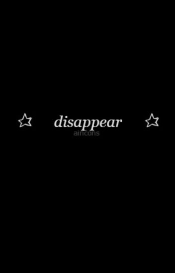 disappear [ peter parker ]