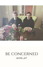 Be concerned/joshler by spoooky_girl