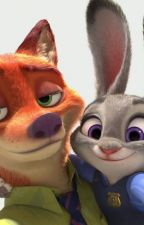 Zoomania: Judy und Nick  by AlexMason98